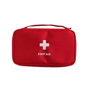 Emergency survival first aid kit medical bag