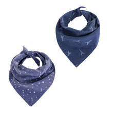 Load image into Gallery viewer, Bandana Cotton Scarf Bib Flower Grooming Accessories