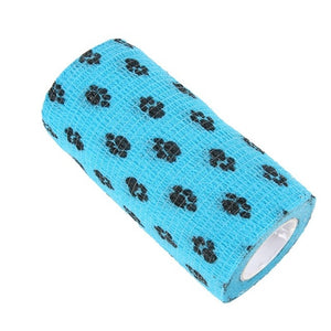 Wrapping Bandage Breathable Tearing Non-woven Pet Bandage