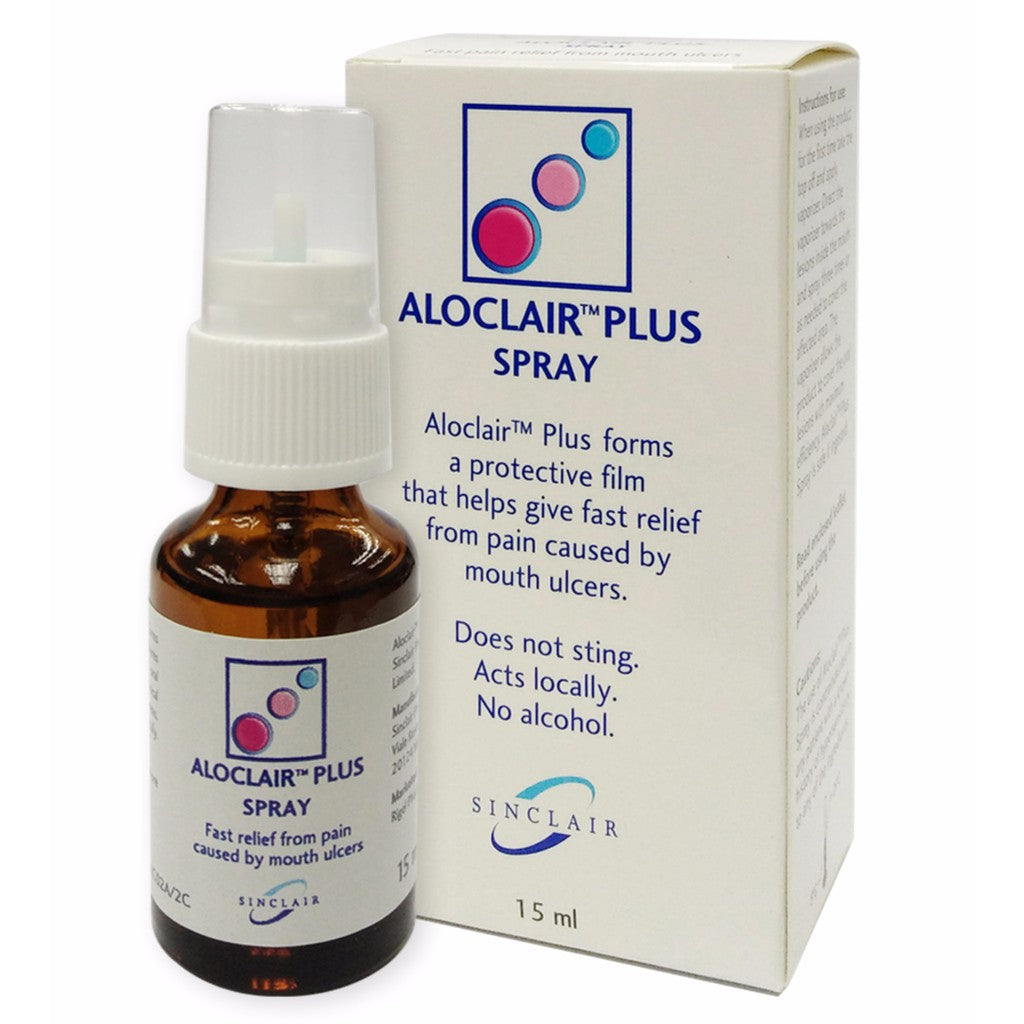 ALOCLAIR PLUS SPRAY {15ML/BOT}