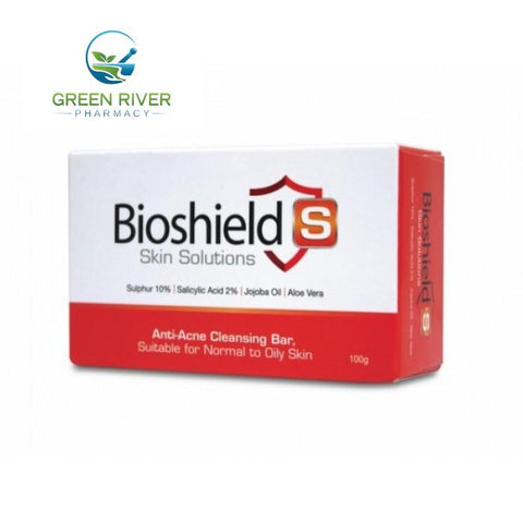 BIOSHIELD S SOAP {100G/BAR}