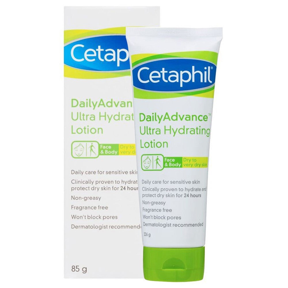 CETAPHIL ULTRA HYDRA LOT {85 G/BTL}