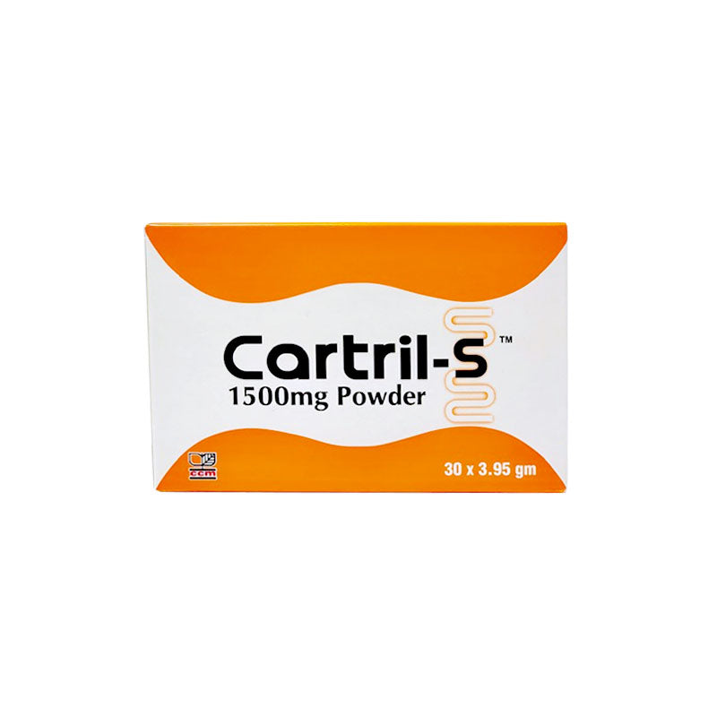 CARTRIL-S 1500MG POWDER 30'S