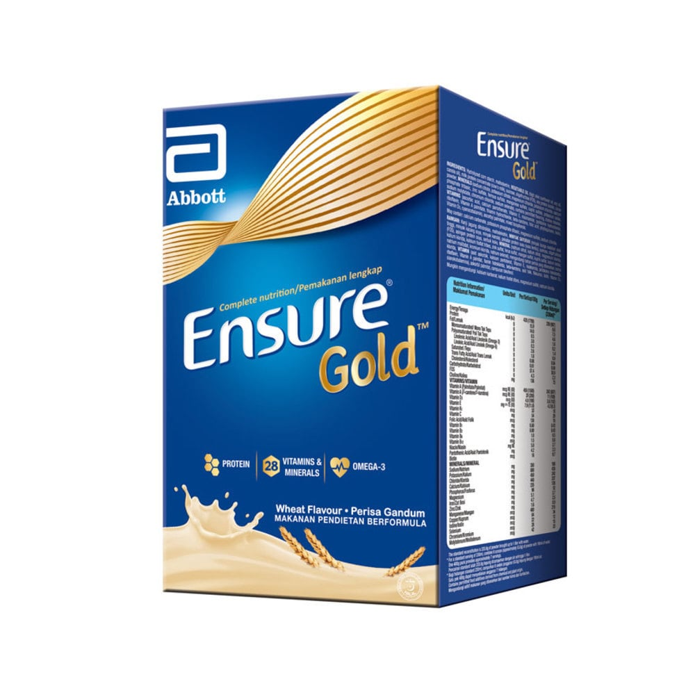 ENSURE GOLD WHEAT {400G/BOX}