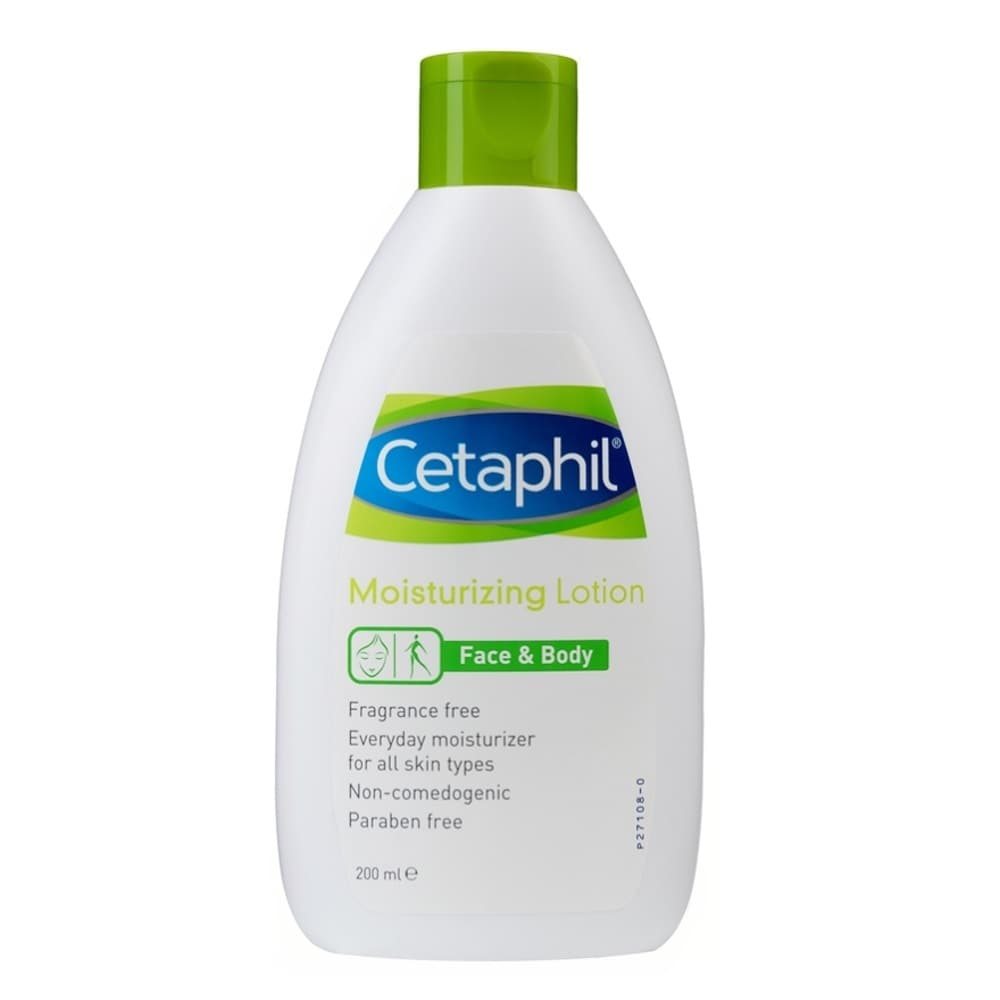 CETAPHIL MOISTUR'G LOTION {200 ML/BTL}