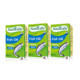 NATURALLE FISH OIL 1000MG SOFTGEL CAPSULES 100S (TRIPLE PACK)