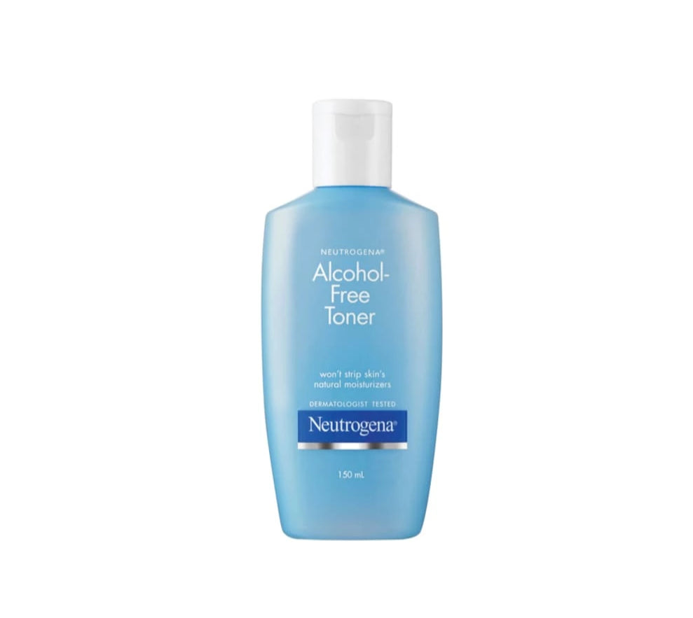 NEUTROGENA ALCOHOL-FREE TONER {150 ML/BTL}
