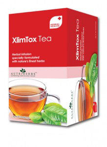 NUTRIHERBS XLIMTOX TEA {3.5GM*30BAG}