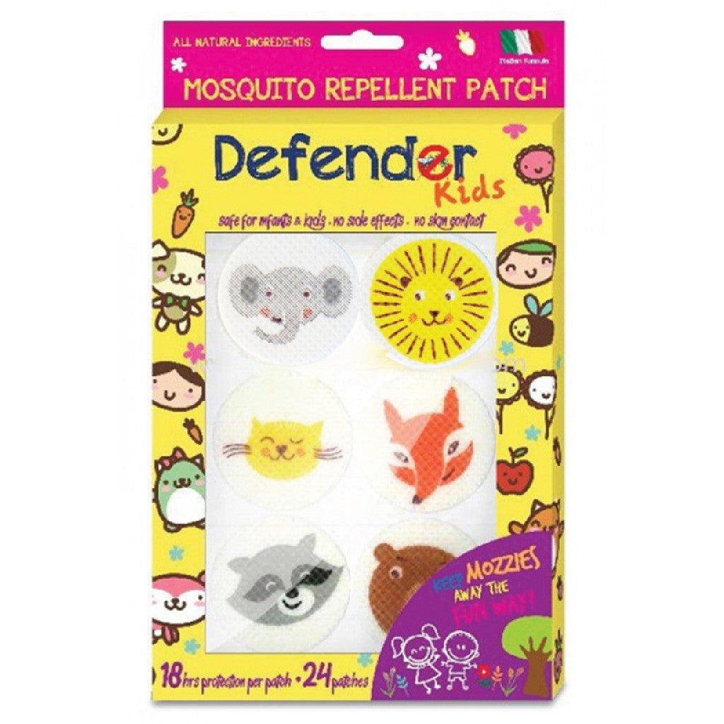 DEFENDER KIDS PATCH {18'S/BOX}