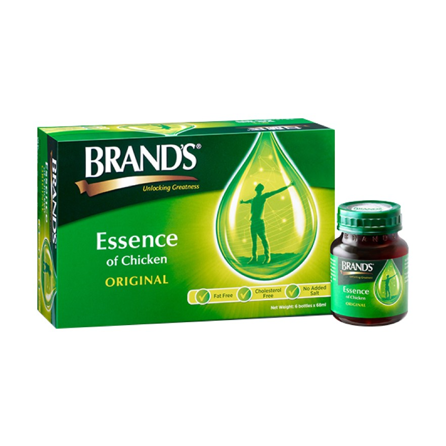 BRAND'S ESSENCE CHICKEN {42GX6 BX}