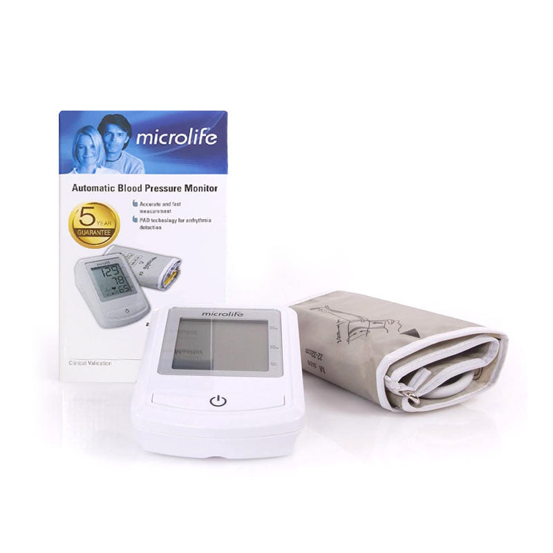 Microlife BP 3NZ1-1P Blood Pressure (5 year guarantee)
