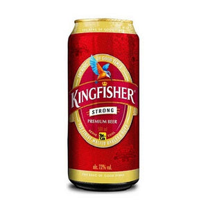 Kingfisher 7.2% 500mL Can