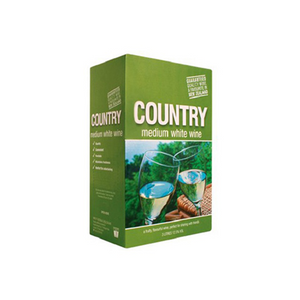 Country Med White Wine 3L