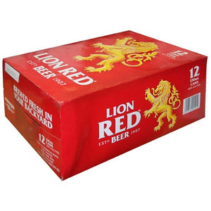 Lion Red 12pk Cans