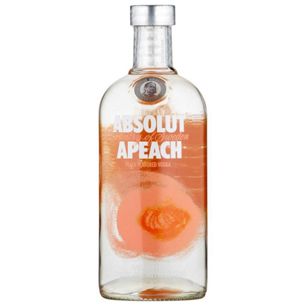 Absolut Apeach Vodka 700mL