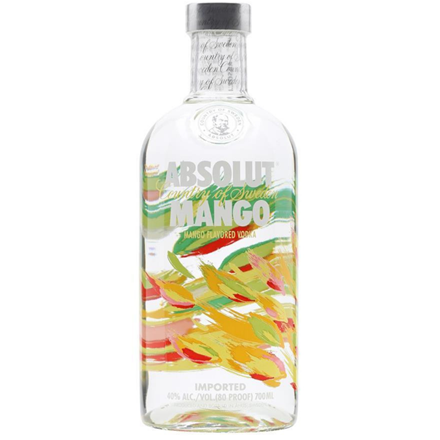 Absolut Mango Vodka 700mL