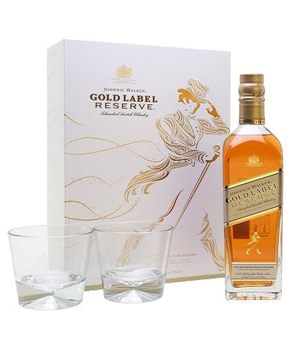 Johnnie Walker Gold Reserve Gift Pack