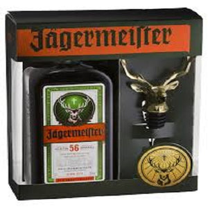 Jagermeister 700mL & pourer Gift Pack