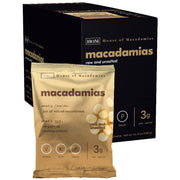 Raw Macadamia Nuts - Box of 12.