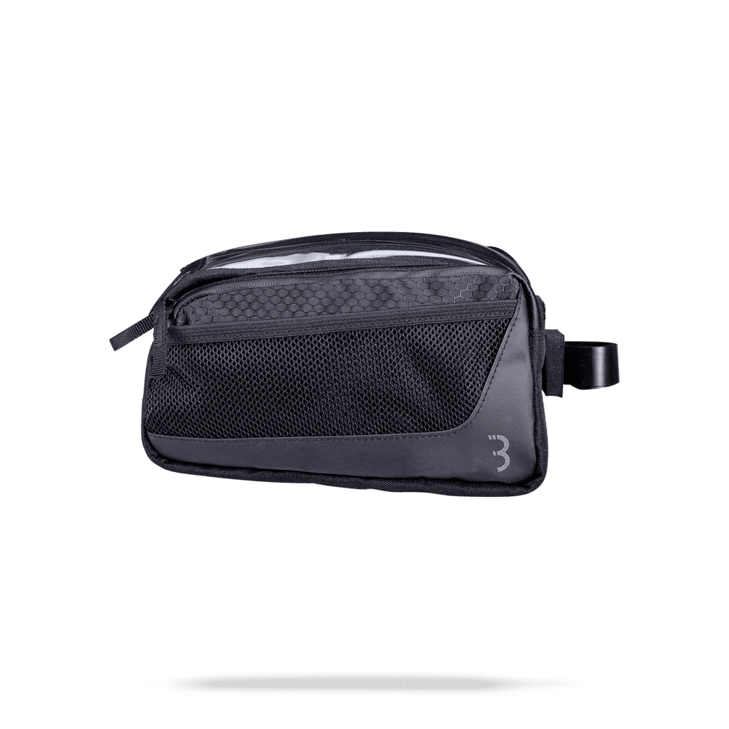 Black, large, cycling top tube bag from BBB. BSB-19