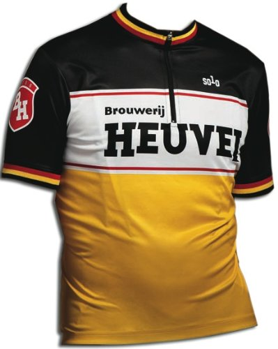 Sole Heuvel Classique Short Sleeve Cycling Jersey