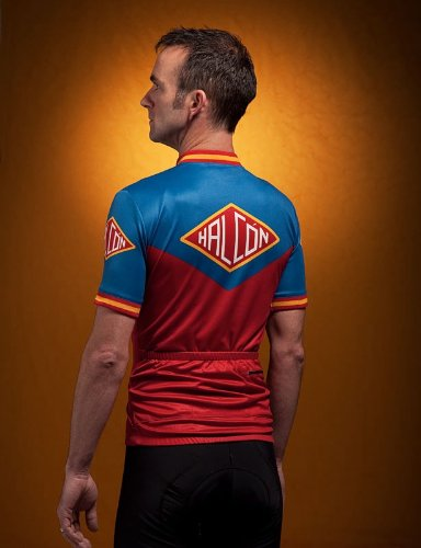 Solo Halcon Classique Short Sleeve Cycling Jersey