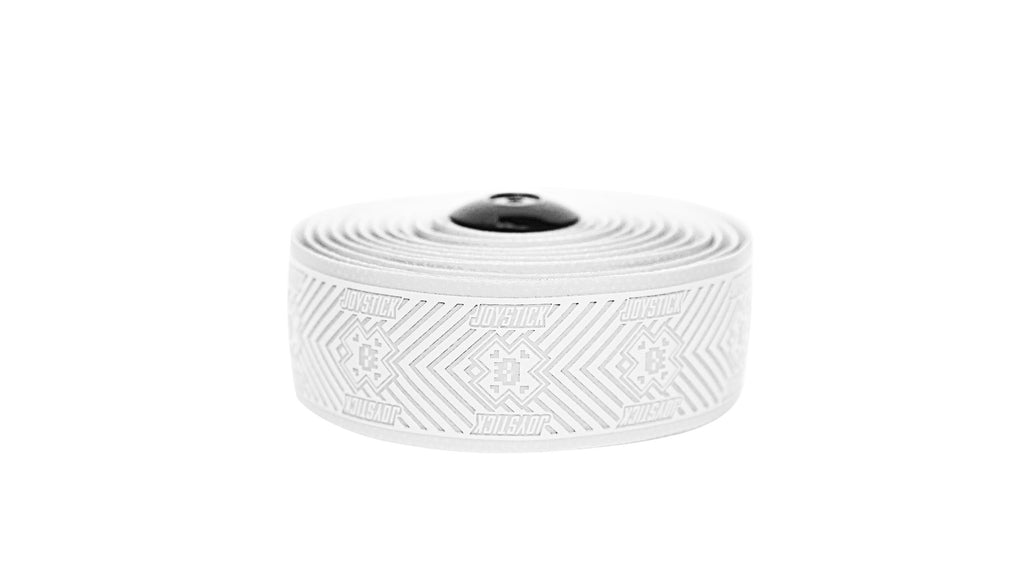 Joystick Analog Handlebar Tape, White