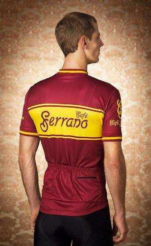 Solo Cafe Serrano Classique Short Sleeve Cycling Jersey