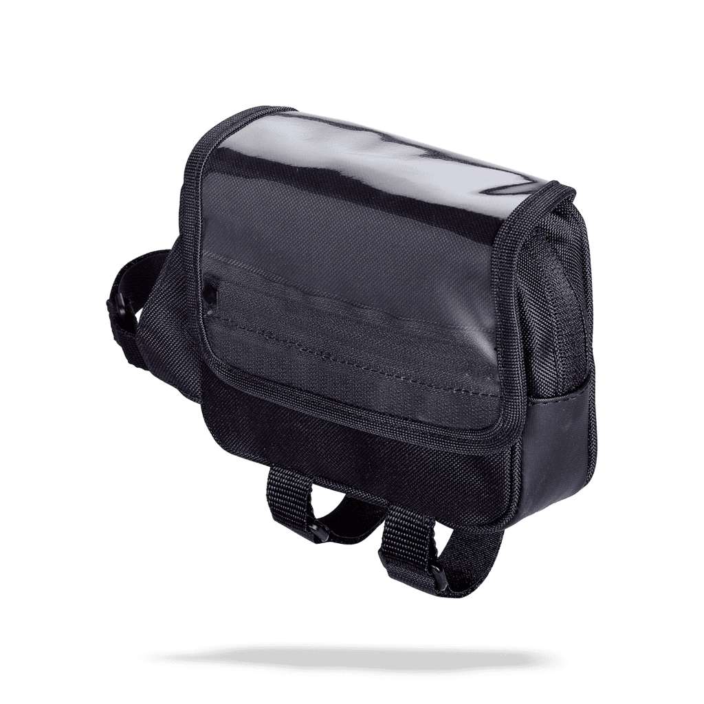 Black cycling top tube bag from BBB. BSB-16
