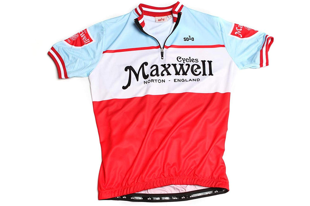 Solo Maxwell Classique Short Sleeve Cycling Jersey