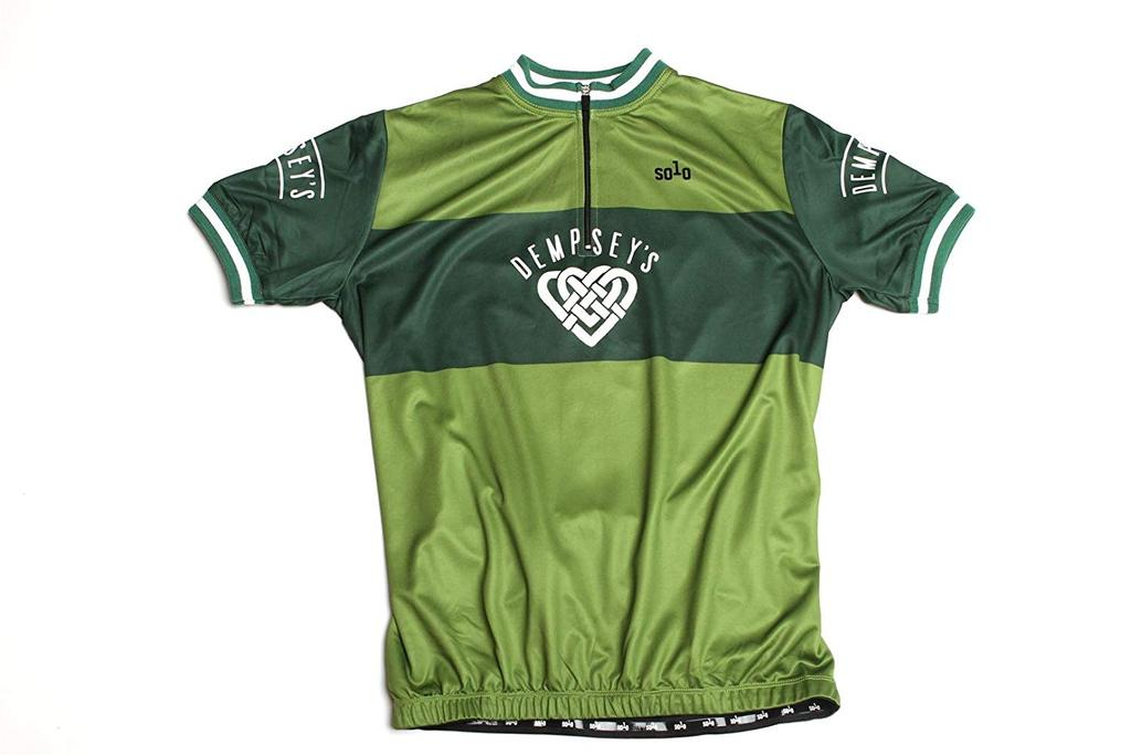 Solo Dempsey's Classique Short Sleeve Cycling Jersey