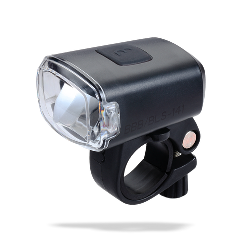 Commuter front bicycle light from BBB. BLS-141