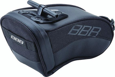 Black Cycling Saddle Bag from BBB. BSB-13L