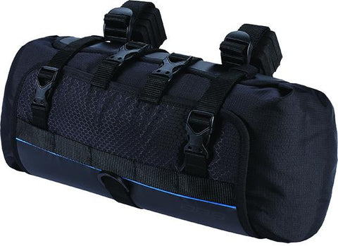 Black cycling handlebar bag from BBB. BSB-141
