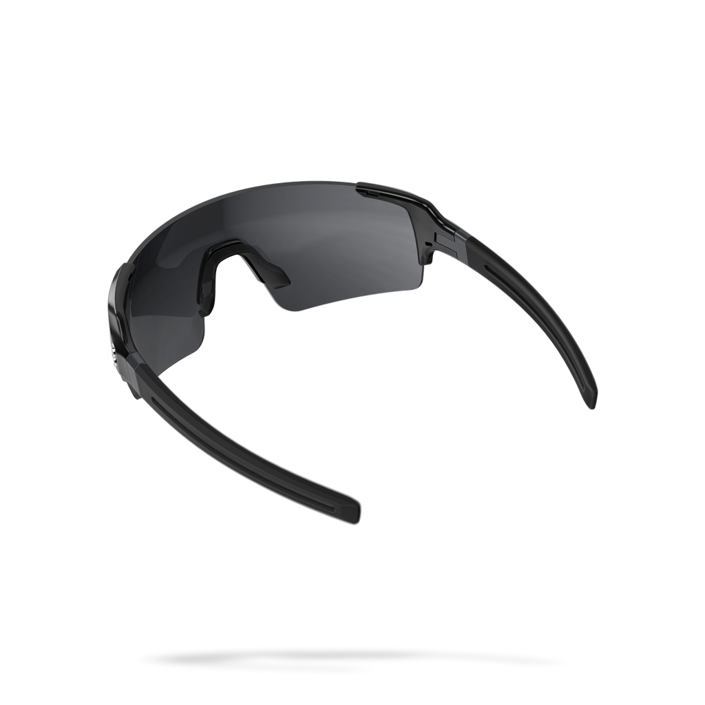 Black cycling sunglasses from BBB. BSG-63