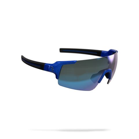 Blue cycling sunglasses from BBB. BSG-63