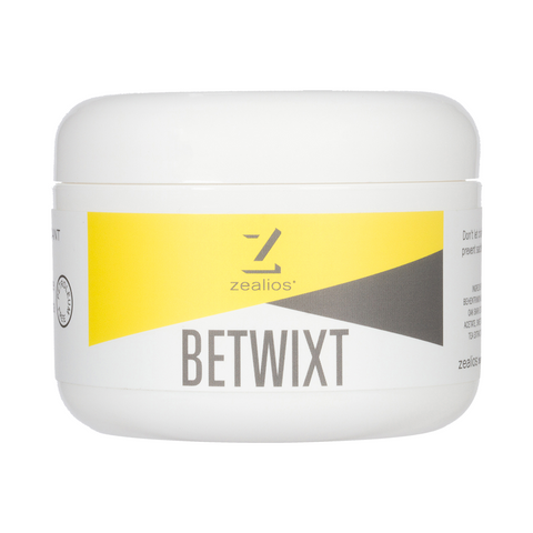 Cycling chamois cream and skin lubricant from Zealios