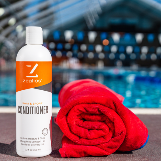 Zealios Swim & Sport Conditioner - 355ml