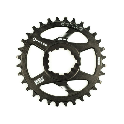 Praxis WAVE Direct Mount MTB Chainring