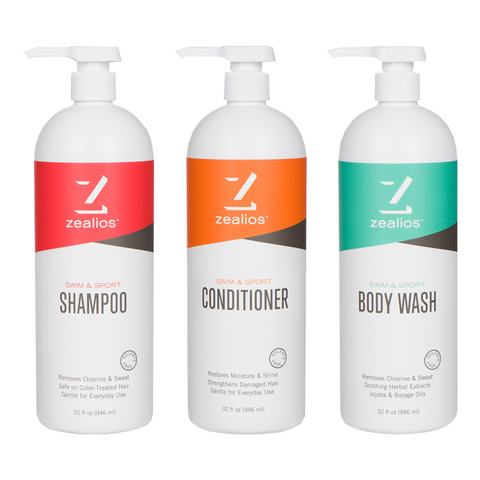 Zealios Shower Bundle - 946ml