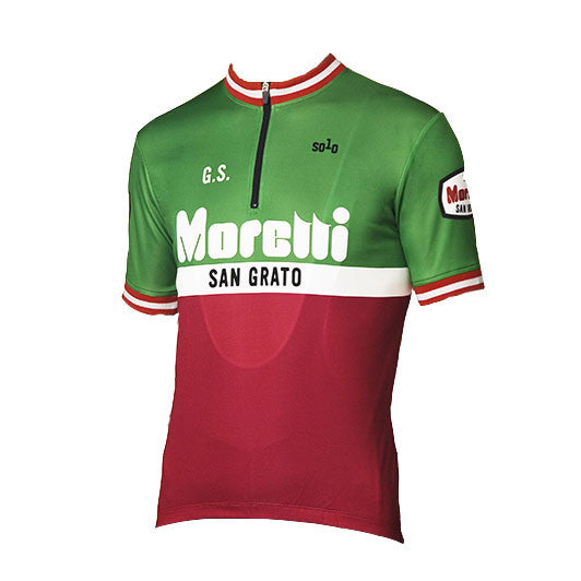 Solo Moretti Classique Short Sleeve Cycling Jersey