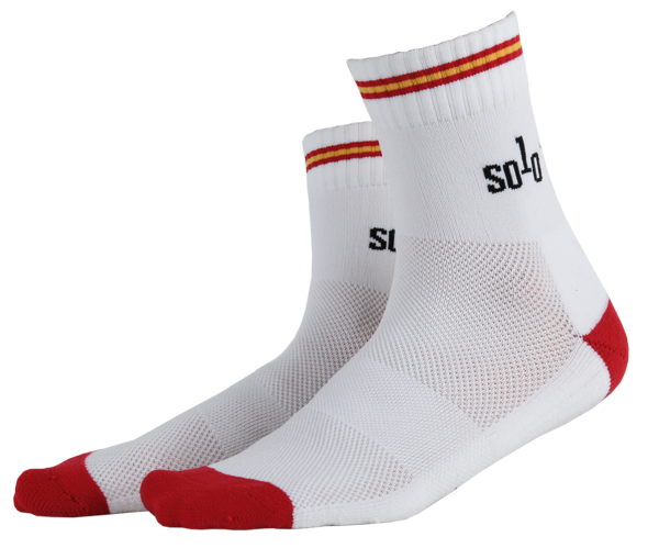 Solo Luxury Cycling Socks