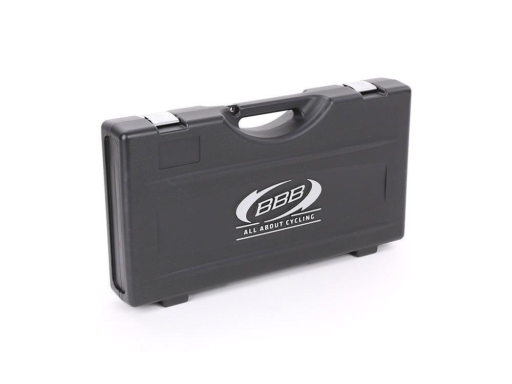 Cycling tool box containing with all essential tools from BBB. BTL-91