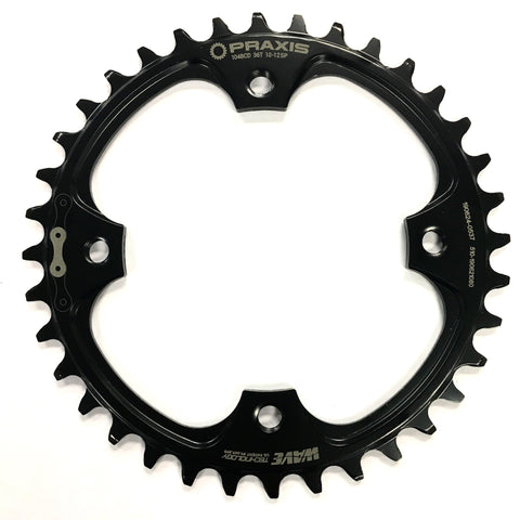 Praxis eRing 104 BCD Steel Mountain Bike Chainring