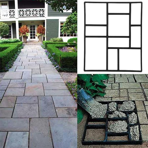 Mintiml Path Floor Mould For Garden