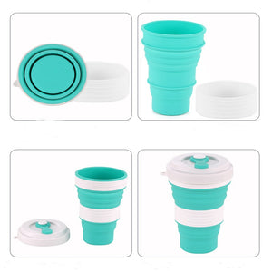 Collapsible Travel Mug