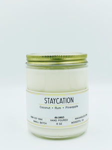 Staycation - 8oz