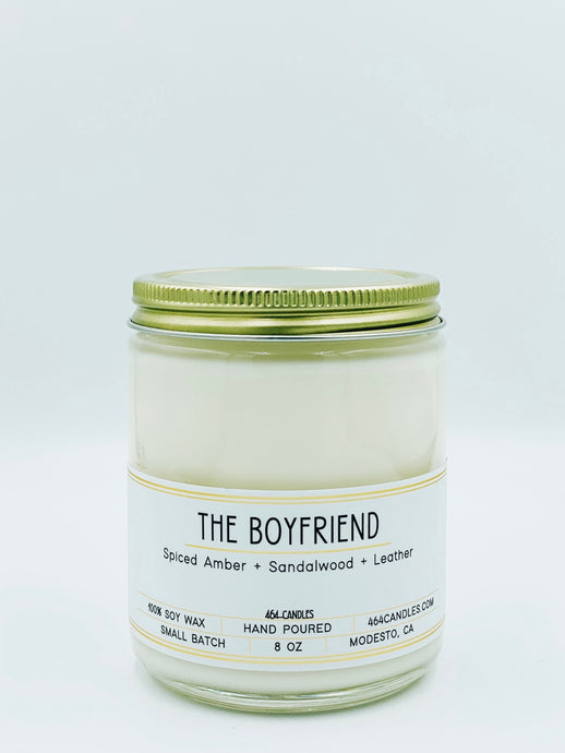 The Boyfriend - 8oz