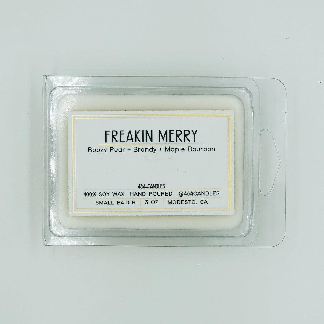 Freakin Merry - Wax Melts