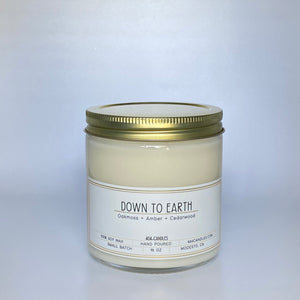 Down To Earth - 16oz Large